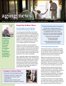 2018 IOA Newsletter front cover