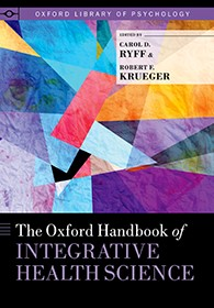Oxford Handbook of Integrative Health Science Cover
